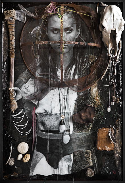 , 'Viking Girl,' 2017, Louis K. Meisel Gallery