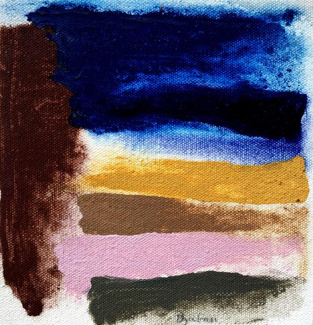 Friedel Dzubas, 'Blulac', 1975, Rumi Galleries