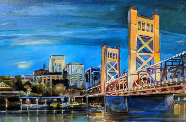 , 'Bridge to the City,' , Sparrow Gallery