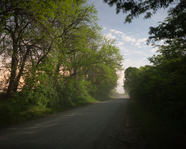 Stephan Anderson-Story, 'The Family Road, Baldwin City, Kansas', 2011, James May Gallery
