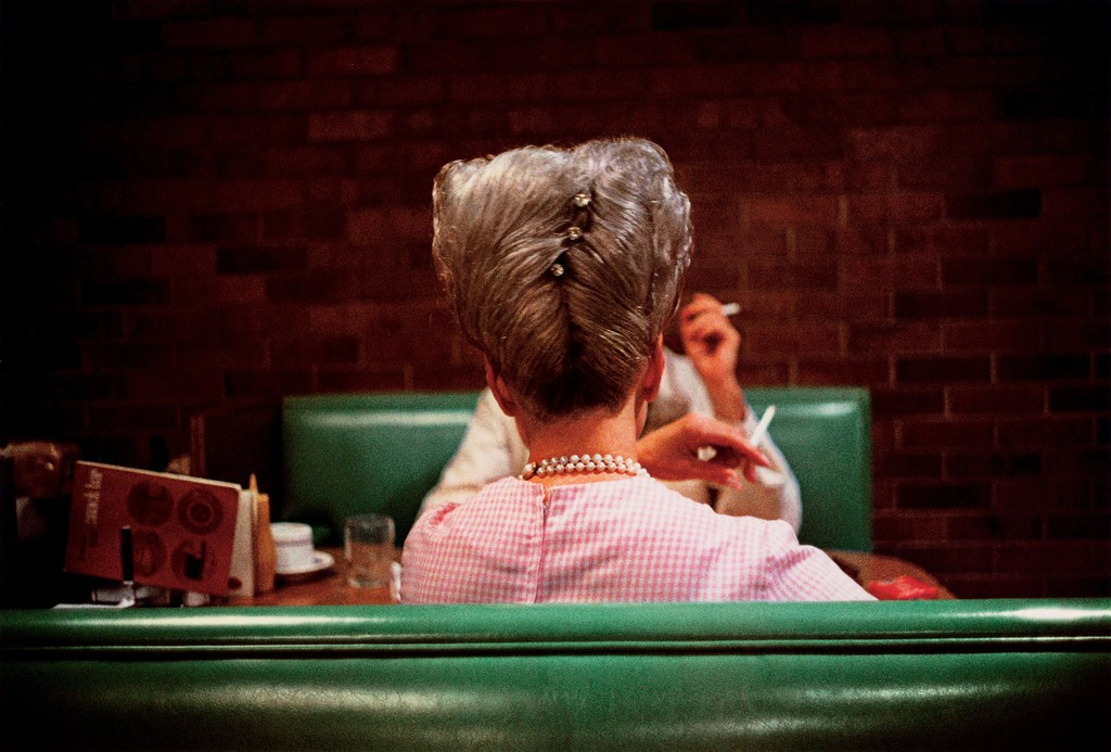 William Eggleston, Memphis, 1965 - 1968, from the series Los Alamos, 1965–1974 © Eggleston Artistic Trust / Courtesy David Zwirner, New York/London