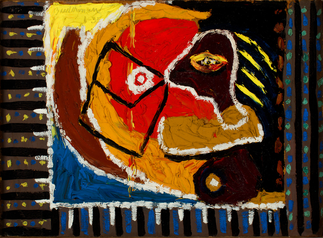 , 'I-35,' 1935, Caldwell Gallery Hudson