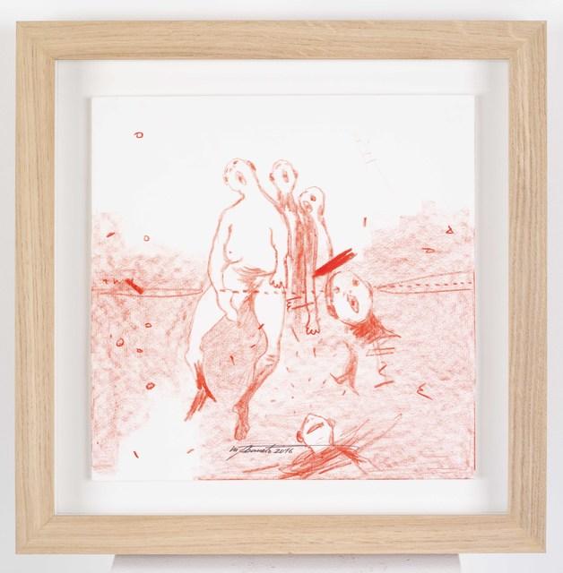 , 'Sans titre,' 2016, Galerie Nathalie Obadia