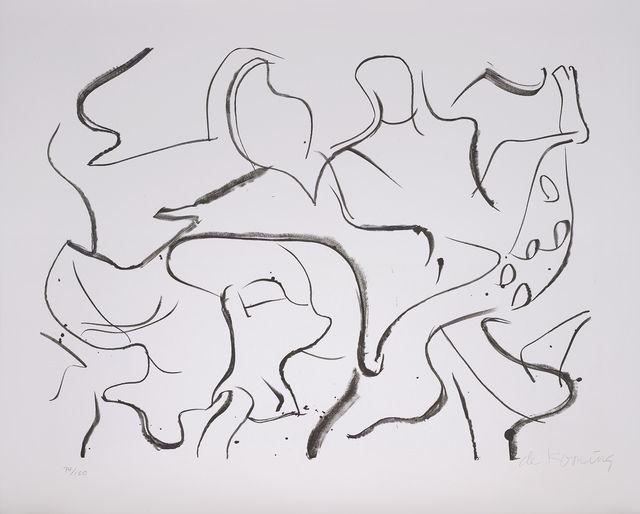 Willem de Kooning, 'Untitled', ca. 1982, Berry Campbell Gallery
