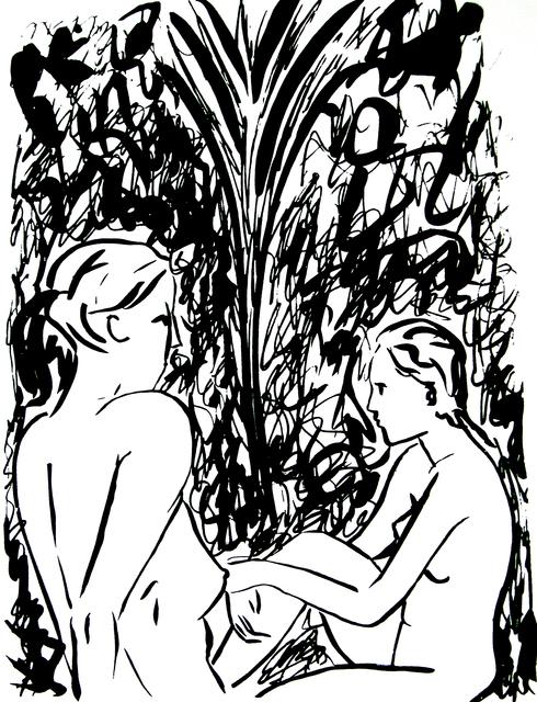 , 'Las amigas,' 2009, Fontanar Art Editions