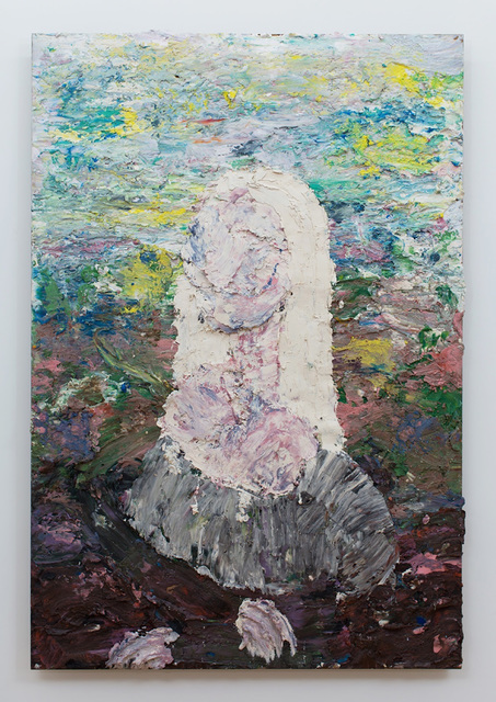, 'Mona Lisa,' 2011, Galerie Perrotin
