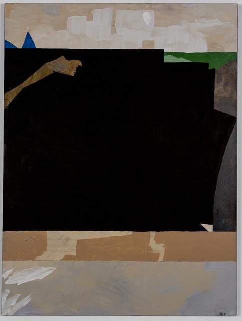 , 'Black Cliff,' , Gallery Jones
