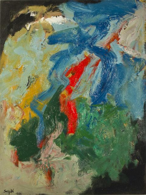 , 'March I,' 1960, Taylor | Graham