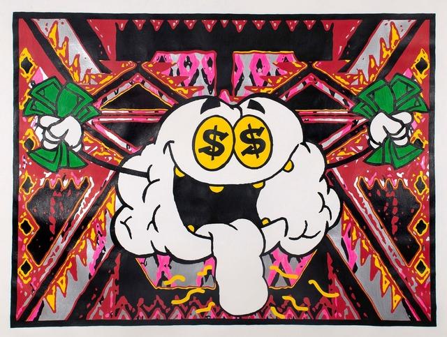 , 'Moneybags,' 2013, WHATIFTHEWORLD