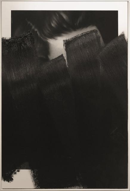 , 'Black Series 10,' 2018, SPONDER GALLERY