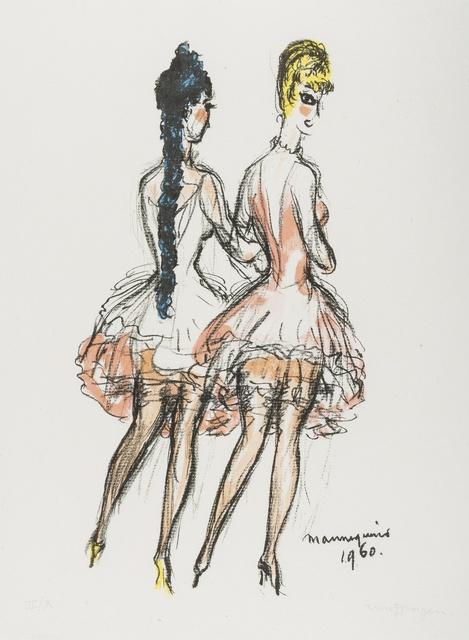 Kees van Dongen, 'Mannequins', 1960, Forum Auctions