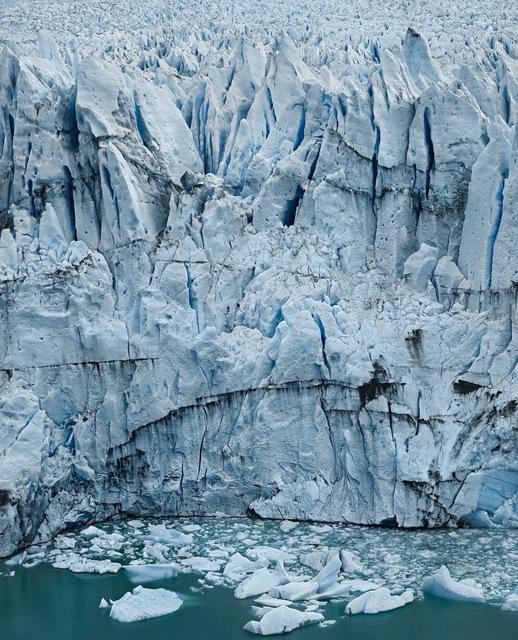 Frank Thiel, 'Perito Moreno #11', 2012, Sean Kelly Gallery