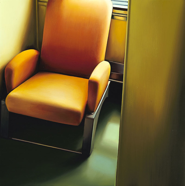 , 'Train Chair #40,' 2014, Dolby Chadwick Gallery