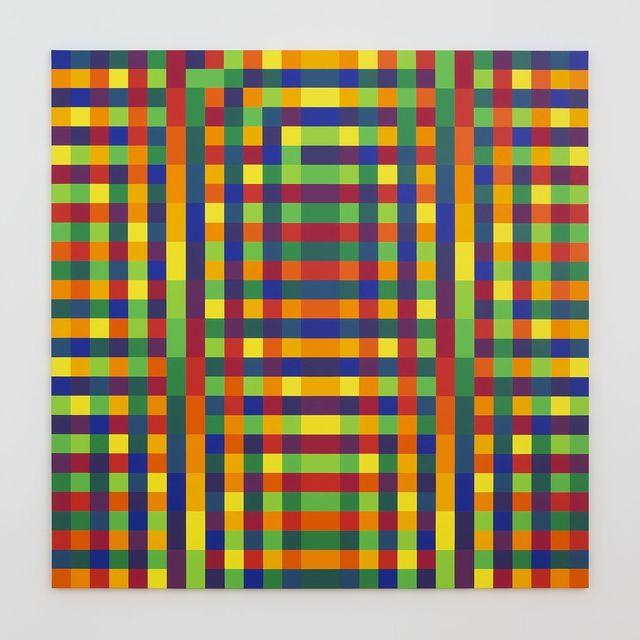 Julio Le Parc, 'Série 34 Nº7-14 14-7', 1970-2016, Perrotin