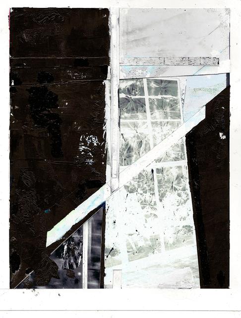 , 'Collage 14, White Sculpture,' 2012, MLF | MARIE-LAURE FLEISCH
