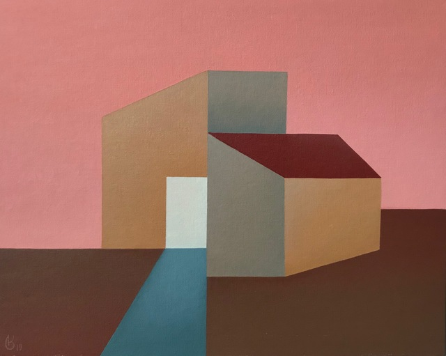 , 'Sunset ,' 2019, Cincinnati Art Underground