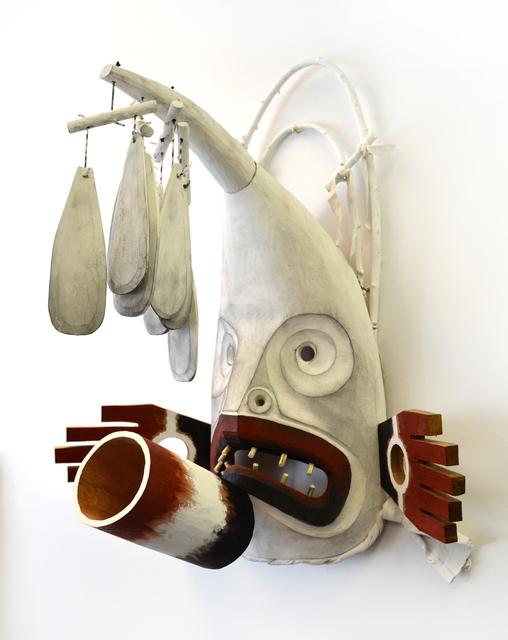 , 'Inuit Weather Mask,' , Fazakas Gallery