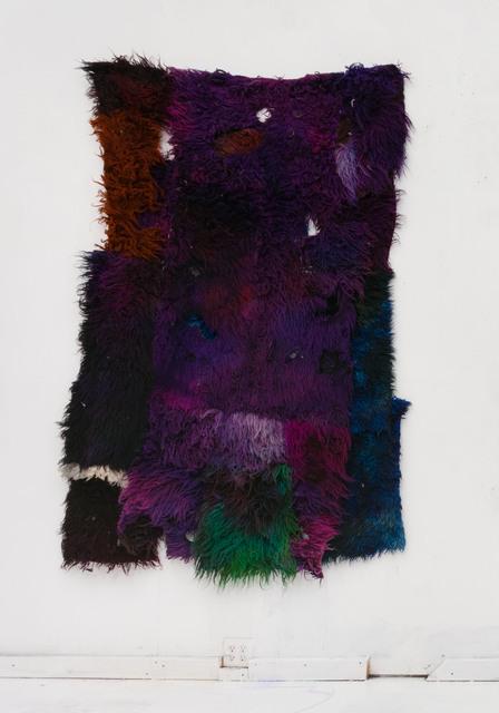 , 'Bog Bottom,' 2016, Nina Johnson
