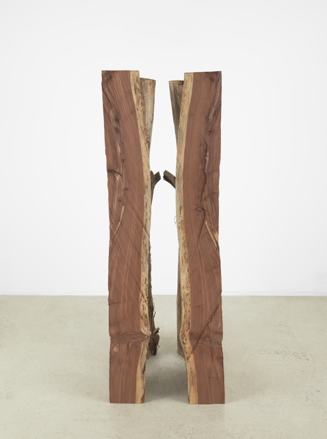 Virginia Overton, 'Untitled (Quartered Cedar)', 2018, White Cube