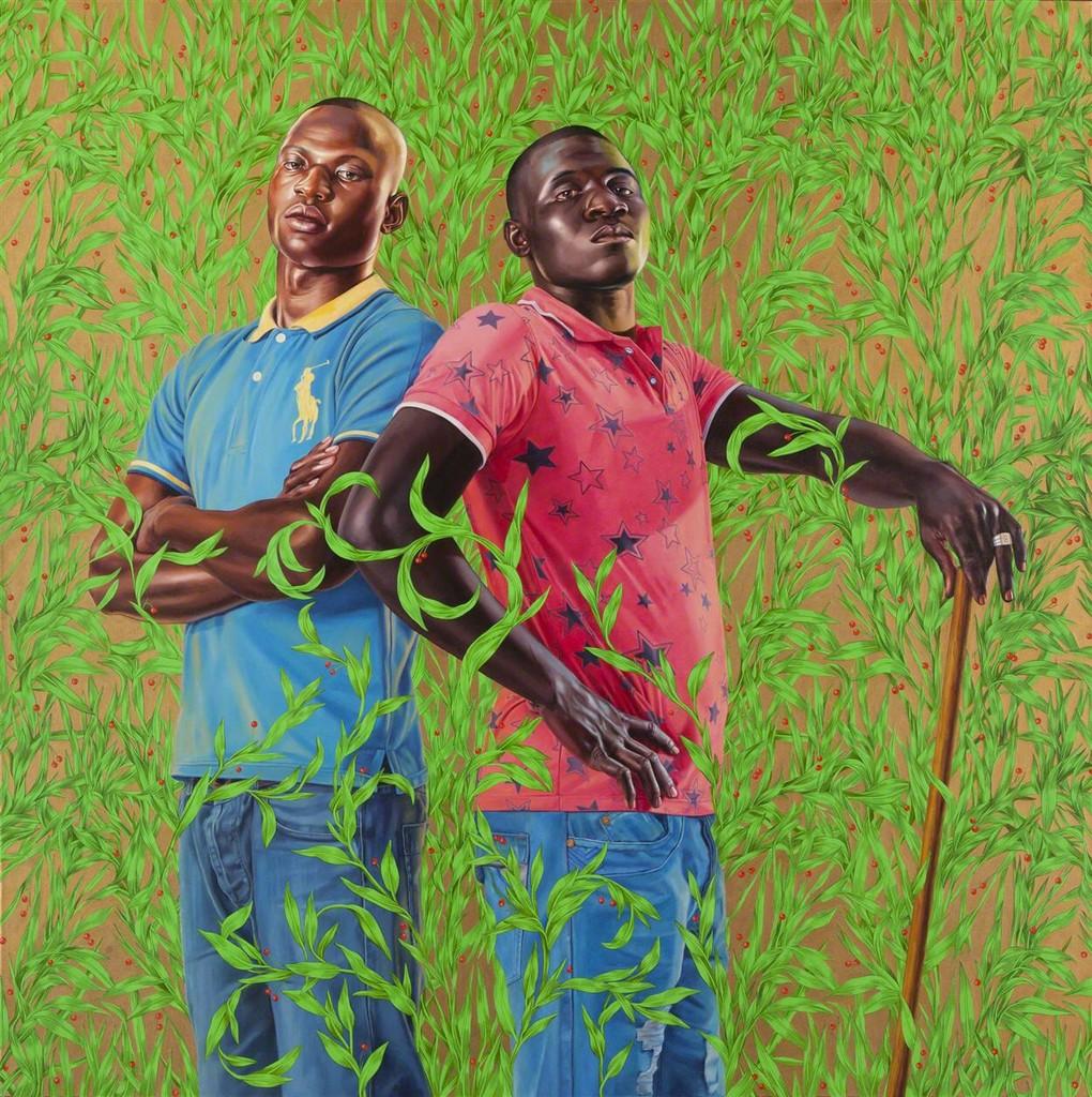 Kehinde Wiley 79 Artworks Bio & Shows on Artsy