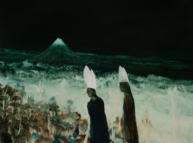 , 'Ceremony of the Snowy Peak Religion,' 2017, PAULNACHE