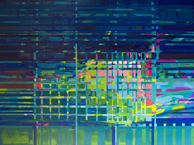 , 'Places,' 2015, Merkur