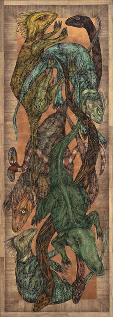 Carlos Fragoso, 'Box of Lizards', 2017, Jason McCoy Gallery