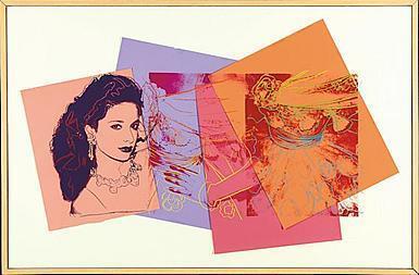Andy Warhol, 'Fashion', 1983, Gallery Sofie Van de Velde