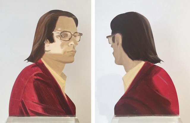Alex Katz, 'Michael', 1977, Upsilon Gallery