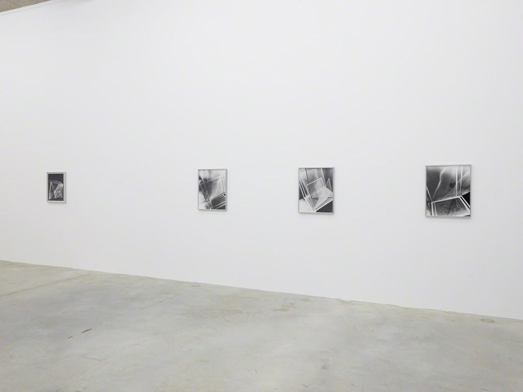 "installation view ""Parallels"", Philara Collection, Düsseldorf, Germany, 2018."