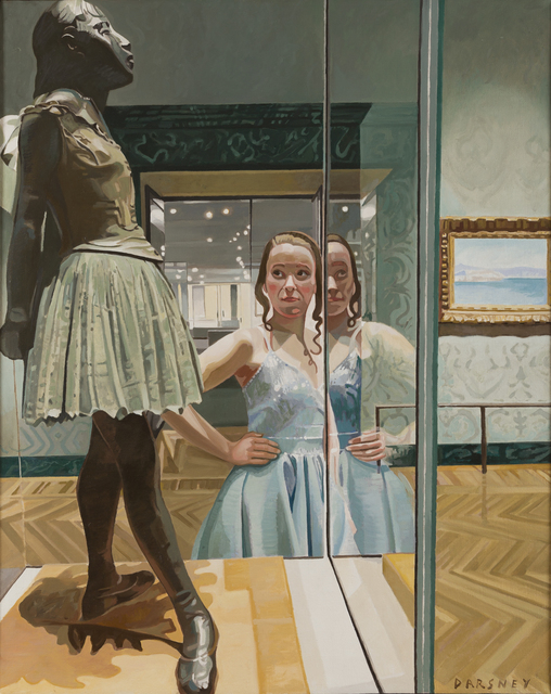 , 'A Day with Degas,' 2015, Childs Gallery