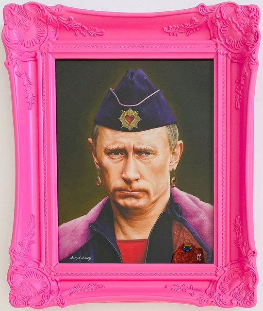 Scott Scheidly, 'Putin', 2020, Print, Archival inkjetprint, Robert Fontaine Gallery