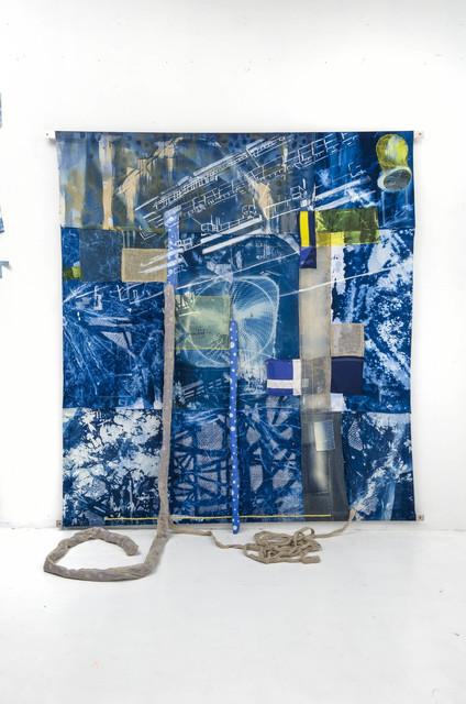 , 'Wind Rig,' 2018, Lesley Heller Gallery