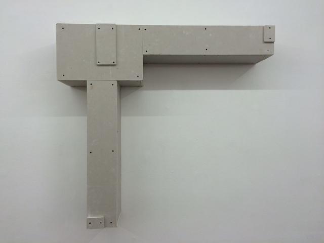 , 'Volumetrías supermax (NYS),' 2015, Galería Vermelho