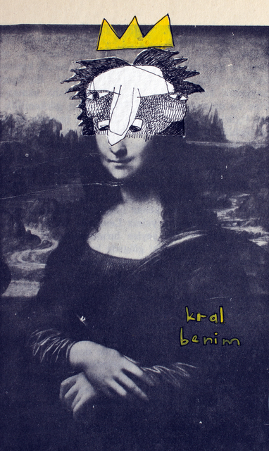 Ramazan Can, 'Kral Benim', 2019, Anna Laudel