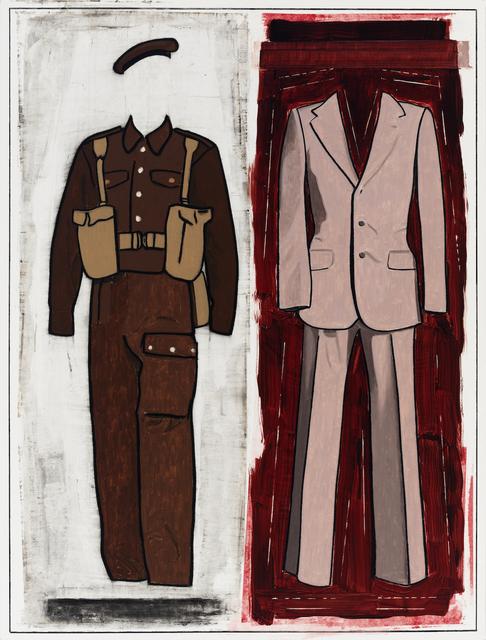 , 'Transfusion,' 2010, Atrium Gallery