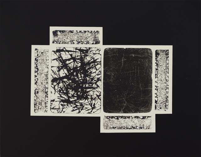 , 'Homage ,' 2017, Tamarind Institute