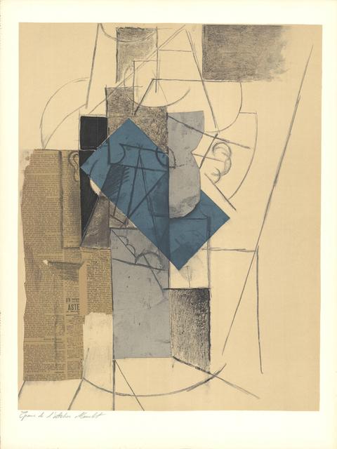 Pablo Picasso, 'Le Visage', 1956, ArtWise
