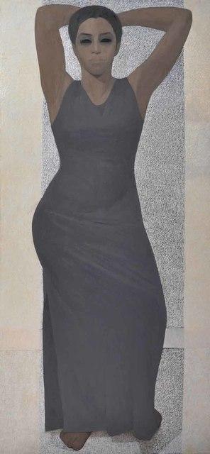 , 'Greys,' 2012, Hafez Gallery