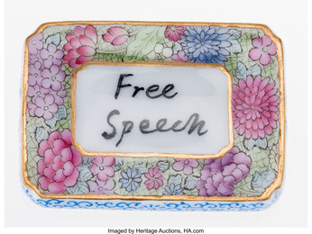Free Speech Pendant