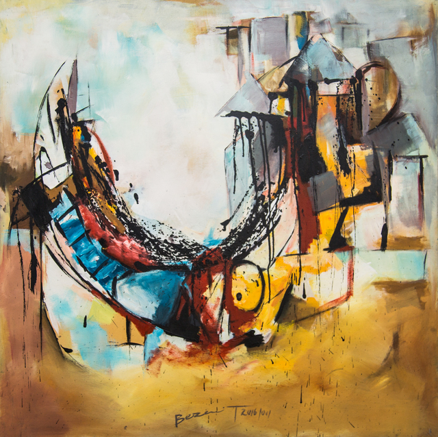 , 'Untitled V,' 2016, Addis Fine Art