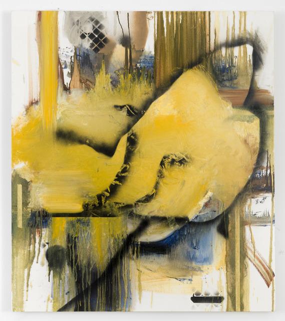 , 'Look Return Look Between Wing and Fence,' 2014, Pilar Corrias Gallery