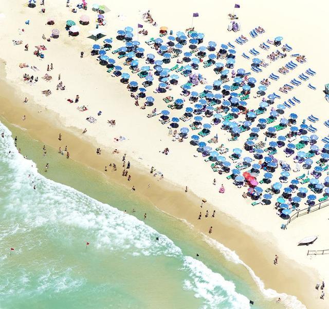 , 'Summers in Tel Aviv,' 2017, Bau-Xi Gallery
