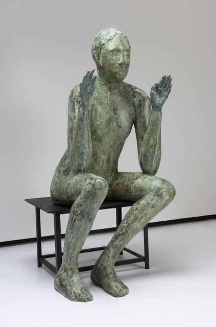 , 'Hear My Voice,' 2019, Valley House Gallery & Sculpture Garden