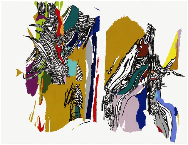 , 'Last Touch - K3,' 2016, Gallery NAGA