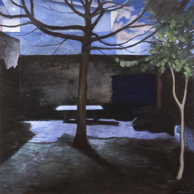 , 'L'heure Bleue,' 2013, Charles Nodrum Gallery