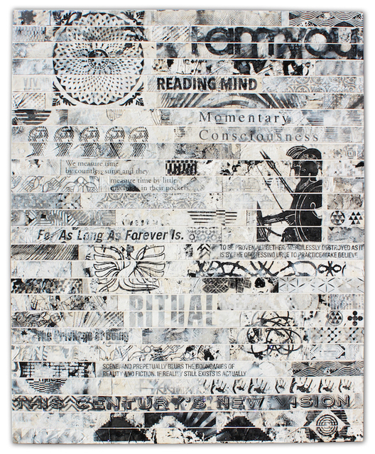 , 'Bhavanga 12,' 2018, Madison Gallery