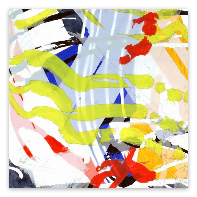 Ellen Priest, 'Jazz: Miles ʻSomeday My Prince' 8 (Abstract painting)', 2002, IdeelArt