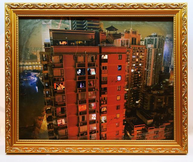 , 'Chongqing Nights,' 2018, Studio la Città