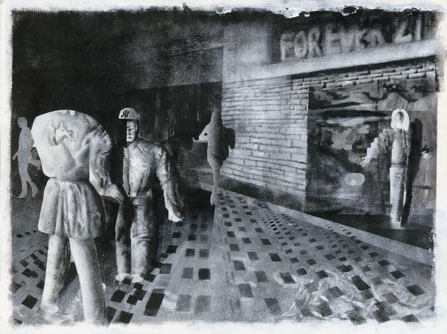 , 'Forever 21,' 2019, Galerie Kleindienst